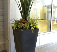 Large Artificial Mixed Succulent Arrangement