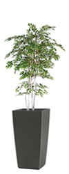 Artificial White Birch Tree 6ft