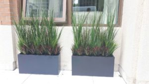 Artificial Plants Outdoors - Grass Arrangements